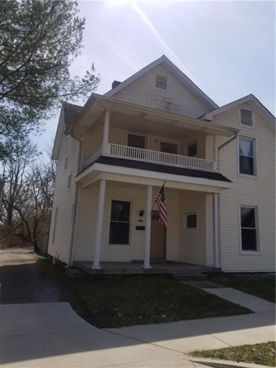 419 W Jefferson Street, Franklin, IN 46131 - #: 21630242