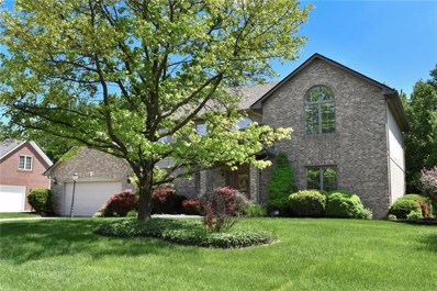 8661 Promontory Road, Indianapolis, IN 46236 - #: 21630247