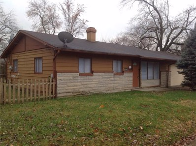 4743 E 32nd Street, Indianapolis, IN 46218 - #: 21630372
