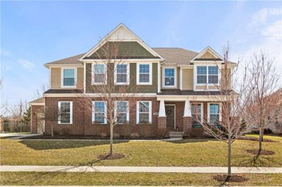 4437 Hickory Grove Boulevard, Greenwood, IN 46143 - #: 21630517