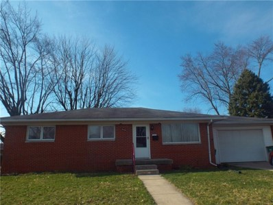 5421 Meadowood Drive, Indianapolis, IN 46224 - #: 21630569