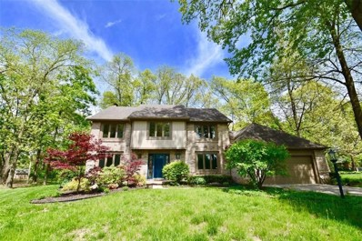 391 Nottinghill Court, Indianapolis, IN 46234 - #: 21630590