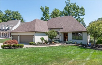 9011 Admirals Bay Drive, Indianapolis, IN 46236 - #: 21630606