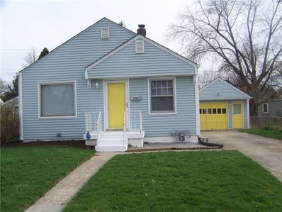 5409 E 20th Street, Indianapolis, IN 46218 - #: 21630677
