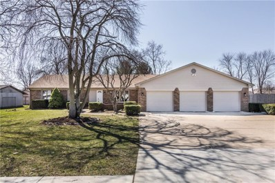 10573 E County Road 100 N, Indianapolis, IN 46234 - MLS#: 21630688