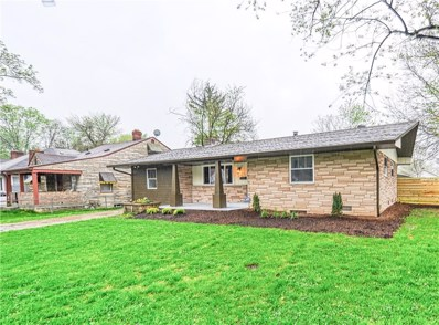 4742 Kingsley Drive, Indianapolis, IN 46205 - #: 21630724