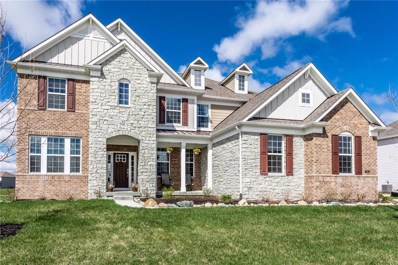 3844 Conifer Drive, Zionsville, IN 46077 - #: 21630801