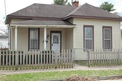 180 W Jefferson Street, Spencer, IN 47460 - MLS#: 21630938