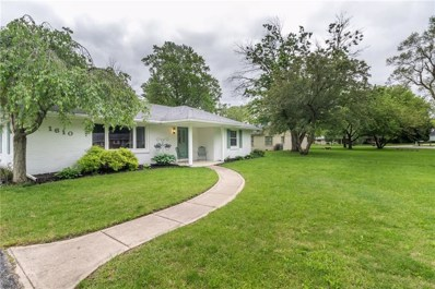 1610 Greenway Drive, Anderson, IN 46011 - #: 21630947