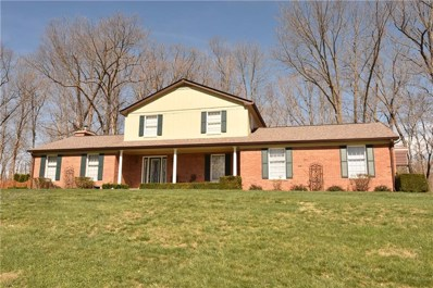 8772 W Evergreen Drive, Columbus, IN 47201 - #: 21630966