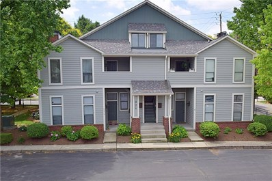 224 E 13TH Street UNIT H, Indianapolis, IN 46202 - #: 21630984