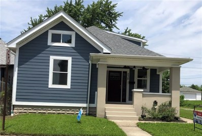 230 E Sanders Street, Indianapolis, IN 46225 - #: 21631197