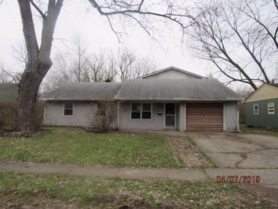 4059 Aspen Way, Indianapolis, IN 46226 - #: 21631256