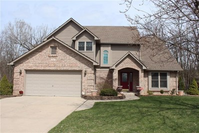 1015 Silver Lake Court, Greenwood, IN 46142 - #: 21631454