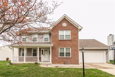 862 Pioneer Woods Drive, Indianapolis, IN 46224 - #: 21631597