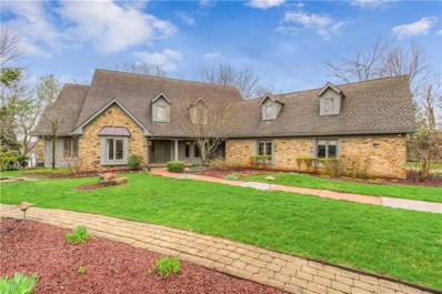 8409 Bay Colony Drive, Indianapolis, IN 46234 - MLS#: 21631615