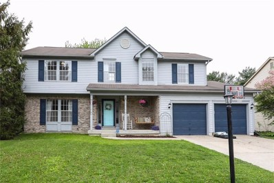 7821 Winding Creek Drive, Indianapolis, IN 46236 - #: 21631622