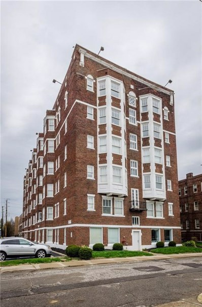 230 E 9th Street UNIT 602, Indianapolis, IN 46204 - #: 21631633