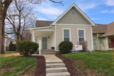 1710 Ruckle Street, Indianapolis, IN 46202 - #: 21631644