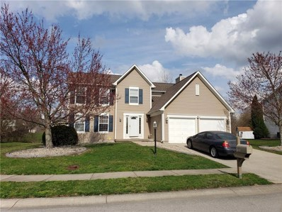 635 Creston Point Circle, Indianapolis, IN 46239 - #: 21631653