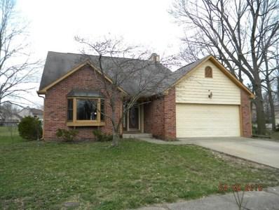 6706 Oak Lake Drive, Indianapolis, IN 46214 - #: 21631747