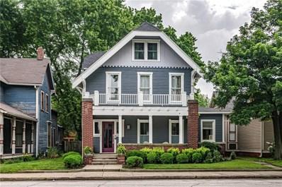 1639 N Delaware Street, Indianapolis, IN 46202 - #: 21631786