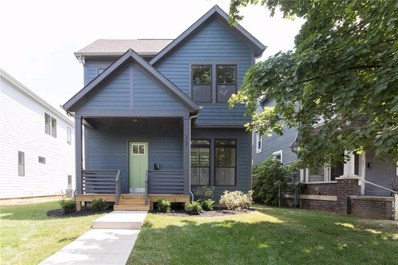 2327 N College Avenue, Indianapolis, IN 46205 - #: 21631793