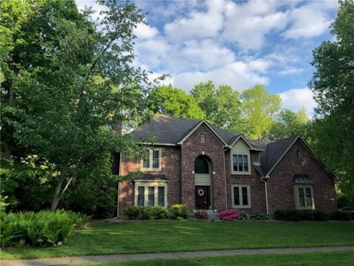 8225 Meadowbrook Drive, Indianapolis, IN 46240 - #: 21631820
