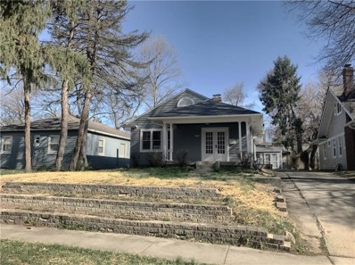 528 W 43rd Street, Indianapolis, IN 46208 - #: 21631870