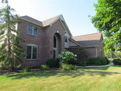 14417 Whisper Wind Drive, Carmel, IN 46032 - MLS#: 21631977