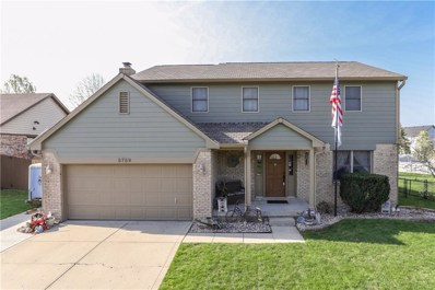 5759 Bold Ruler Drive, Indianapolis, IN 46237 - #: 21631981