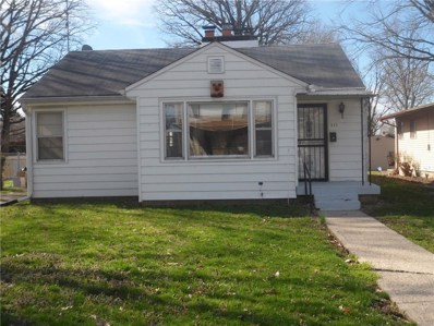 517 W 41st Street, Indianapolis, IN 46208 - #: 21632068