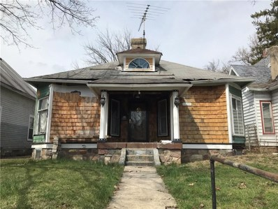 1432 N Roache Street, Indianapolis, IN 46208 - #: 21632096