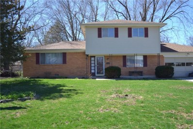 906 Hugo Street, Indianapolis, IN 46229 - #: 21632120