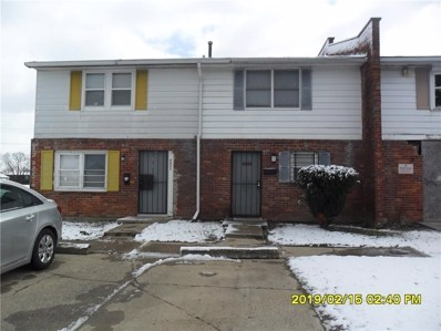 4049 N Brentwood Drive UNIT 9, Indianapolis, IN 46235 - #: 21632126
