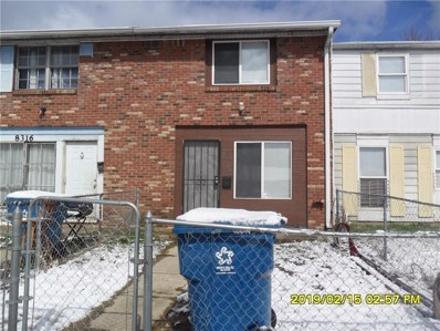 8318 Meadowlark Drive, Indianapolis, IN 46235 - #: 21632156