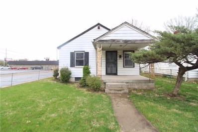 3741 Hillside Avenue, Indianapolis, IN 46218 - #: 21632222