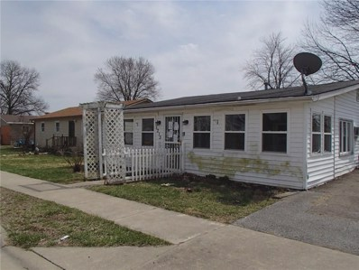 1215 E Fifth Street, Greenfield, IN 46140 - #: 21632245