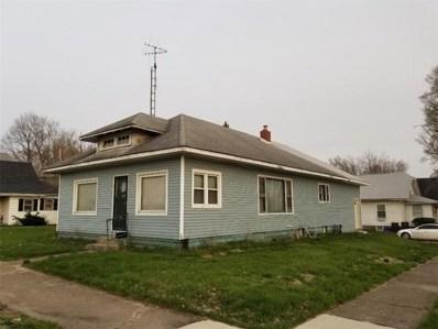 1101 E 8th Street, Anderson, IN 46012 - #: 21632260