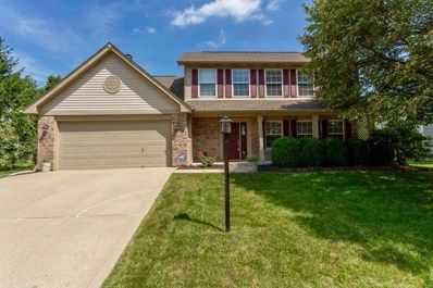 8620 Knoll Crossing, Fishers, IN 46038 - #: 21632269