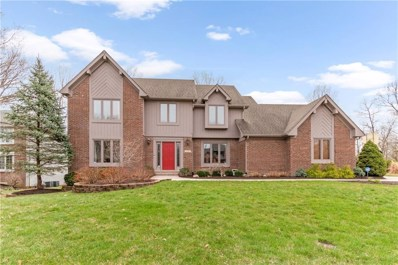 10967 Windjammer S Drive, Indianapolis, IN 46256 - #: 21632340