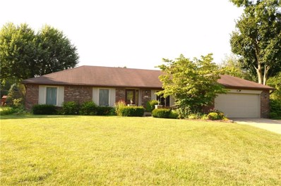 751 Nonchalant Court, Greenwood, IN 46142 - #: 21632574