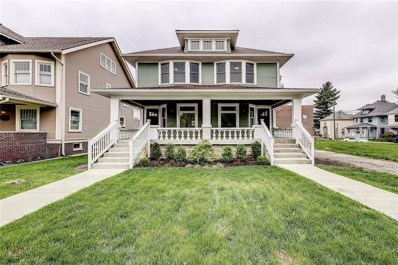 2354 N College Avenue, Indianapolis, IN 46205 - #: 21632675