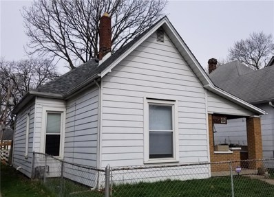 1226 Saint Peter Street, Indianapolis, IN 46203 - #: 21632677