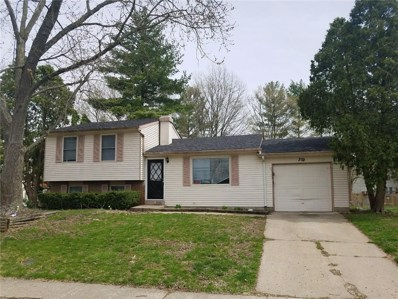 309 Greenlee Drive, Indianapolis, IN 46234 - #: 21632735