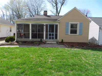 5806 Haverford Avenue, Indianapolis, IN 46220 - #: 21632743