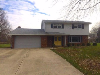 5844 N Carriage Lane, Alexandria, IN 46001 - #: 21632754