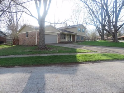 8341 Rodney Drive, Indianapolis, IN 46234 - #: 21632800