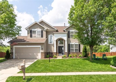 8368 Bighorn Court, Fishers, IN 46038 - #: 21633036