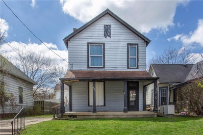 925 Cottage Avenue, Indianapolis, IN 46203 - #: 21633128